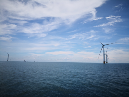 海上风电快速成功并网的奥秘