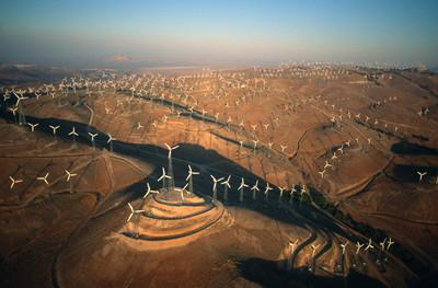 我国陆上风电单位造价世界最低